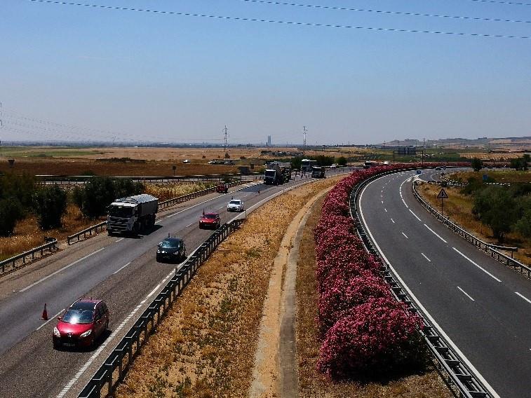 Servicio de conservación y explotación  en las carreteras del sector 01 de la provincia de Sevilla