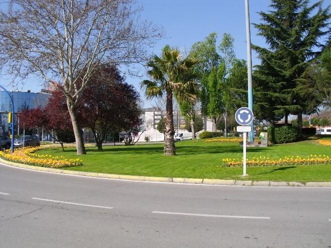 Servicio de mantenimiento, conservación de zonas verdes y embellecimiento de diversos barrios de la ciudad de Getafe