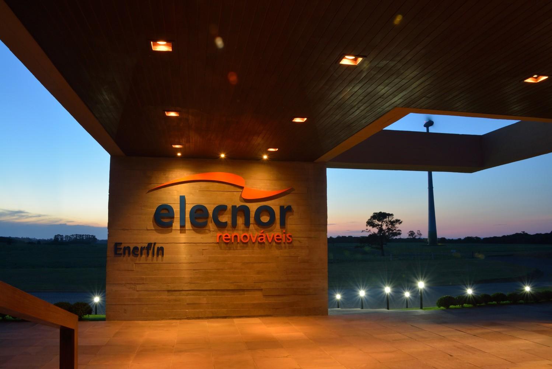 Centro Institucional en los parques eólicos de Osório
