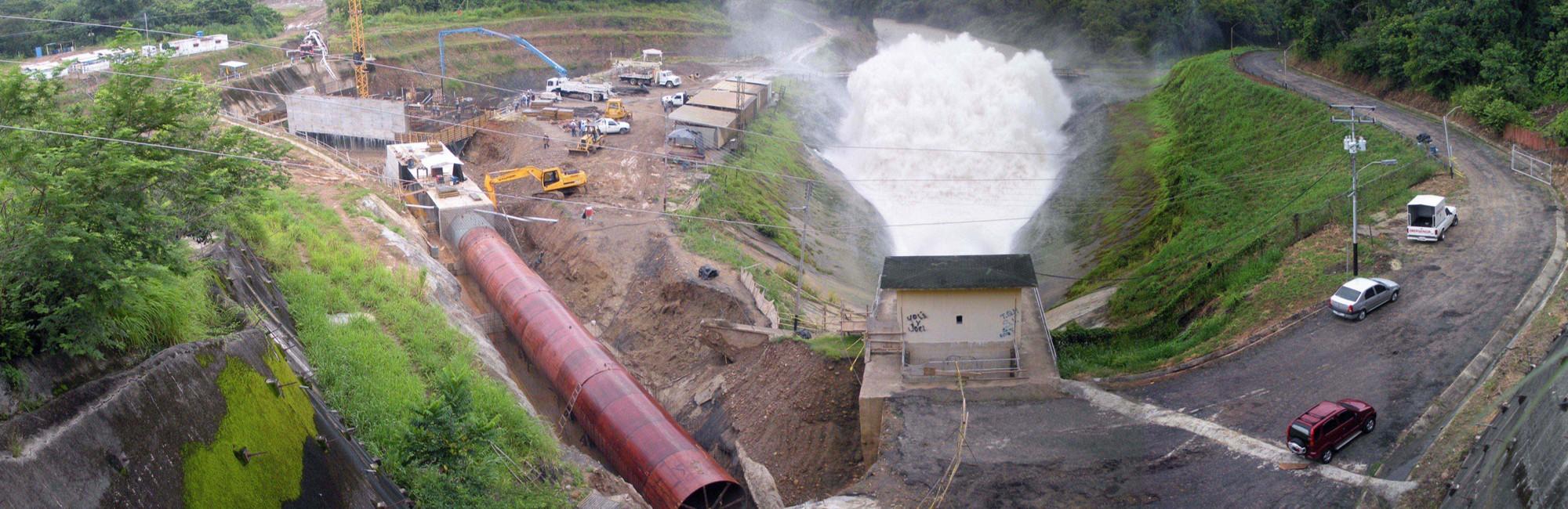 Central Hidroeléctrica Masparro