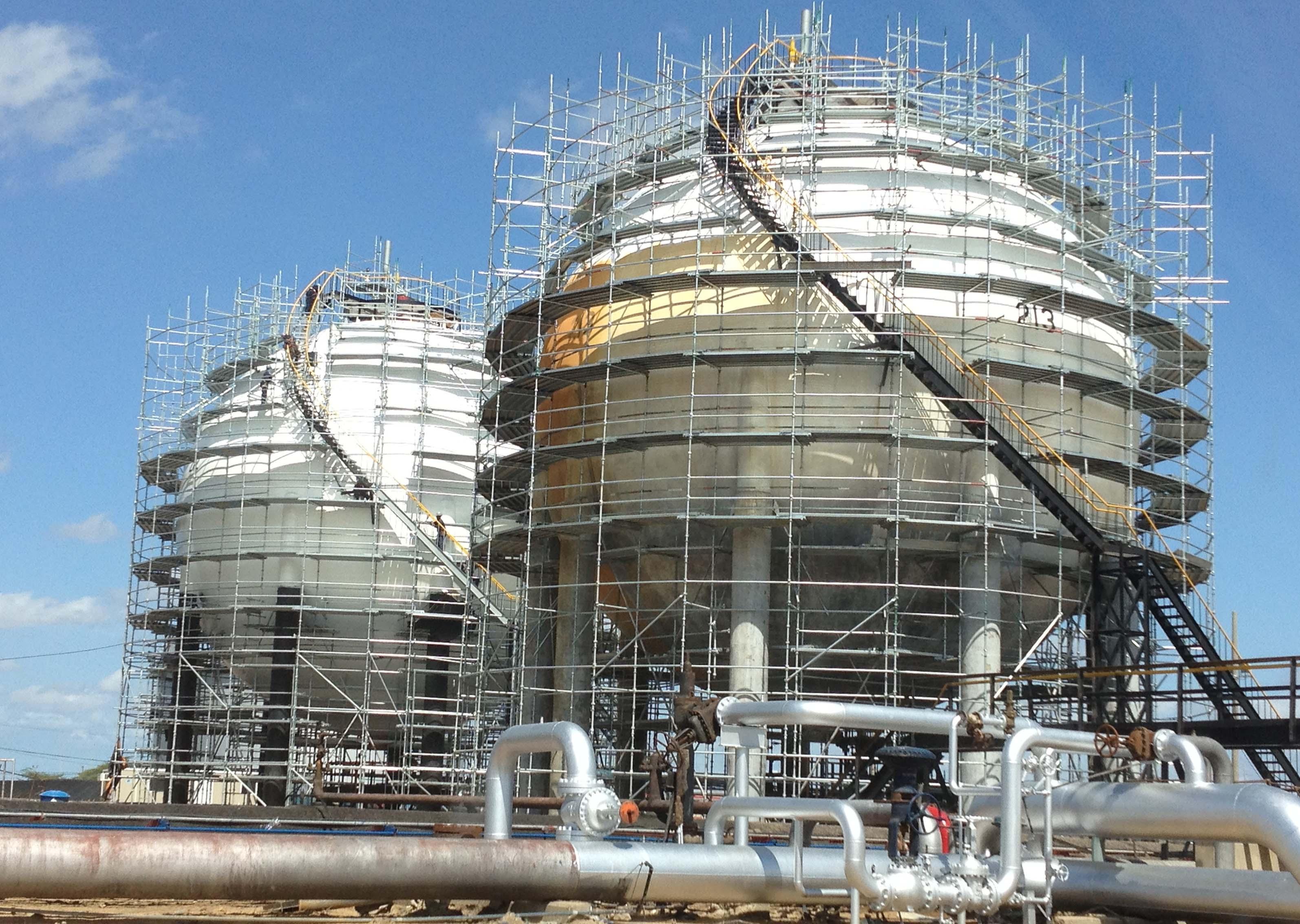 Gasoducto Anaco (Venezuela)