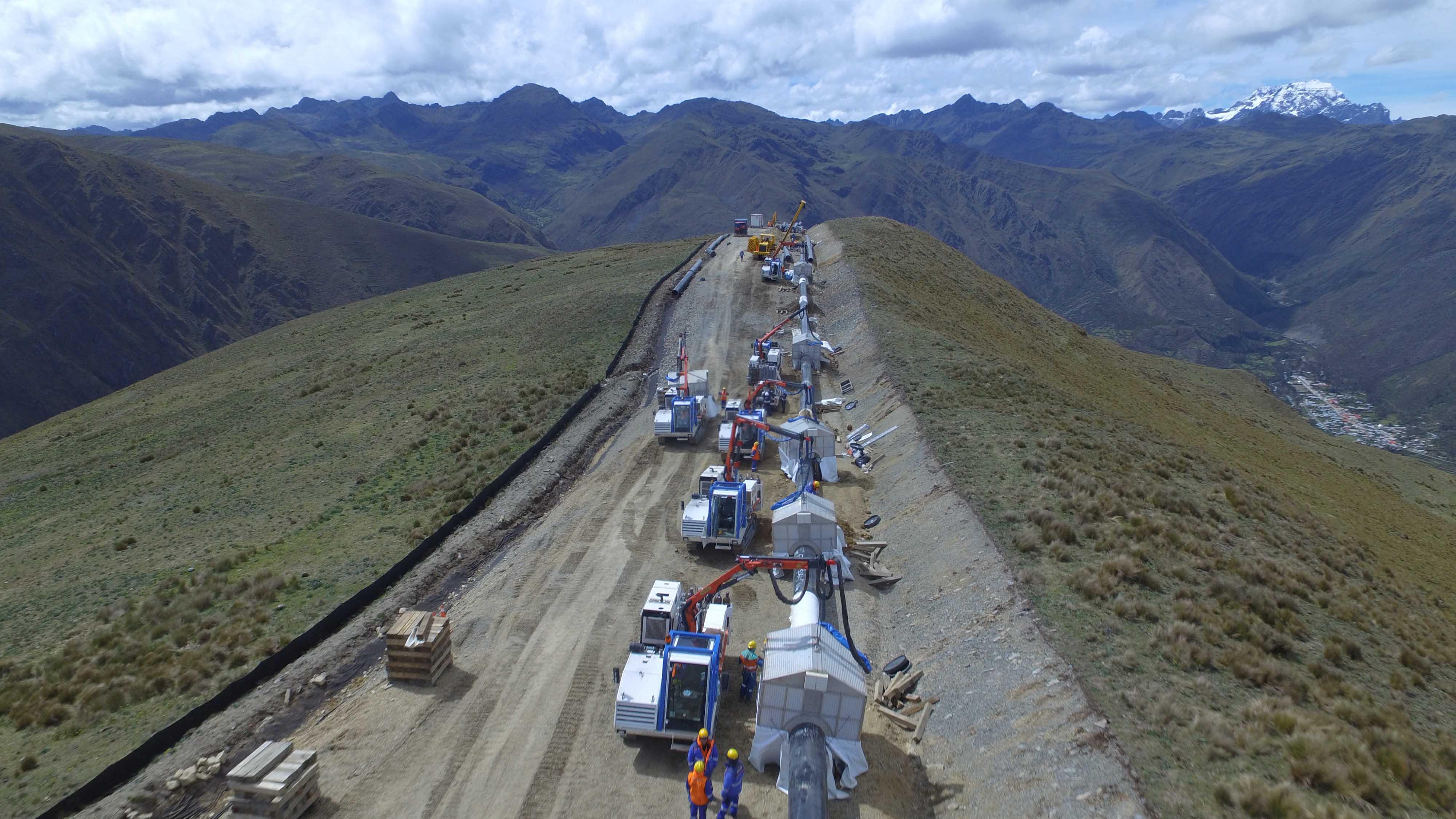 Gasoducto Sur Peruano (Perú)