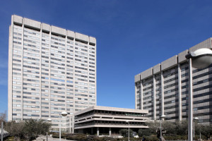 Illumination and heating/air conditioning at the Ministry of Industry, Madrid (Spain)