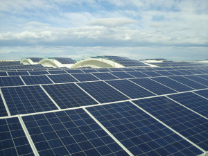 Solar roof-top installation in Alginet, Valencia (Spain)