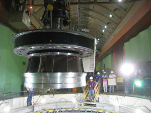 Upgrade of the Cambambe hydroelectric plant (Angola)