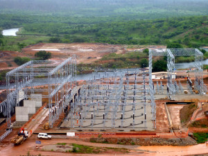 Gove Hydroelectric Plant (Angola)