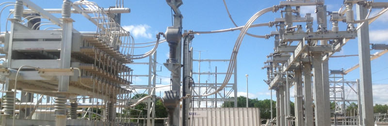 New Dynamic Reactive Support System Substations